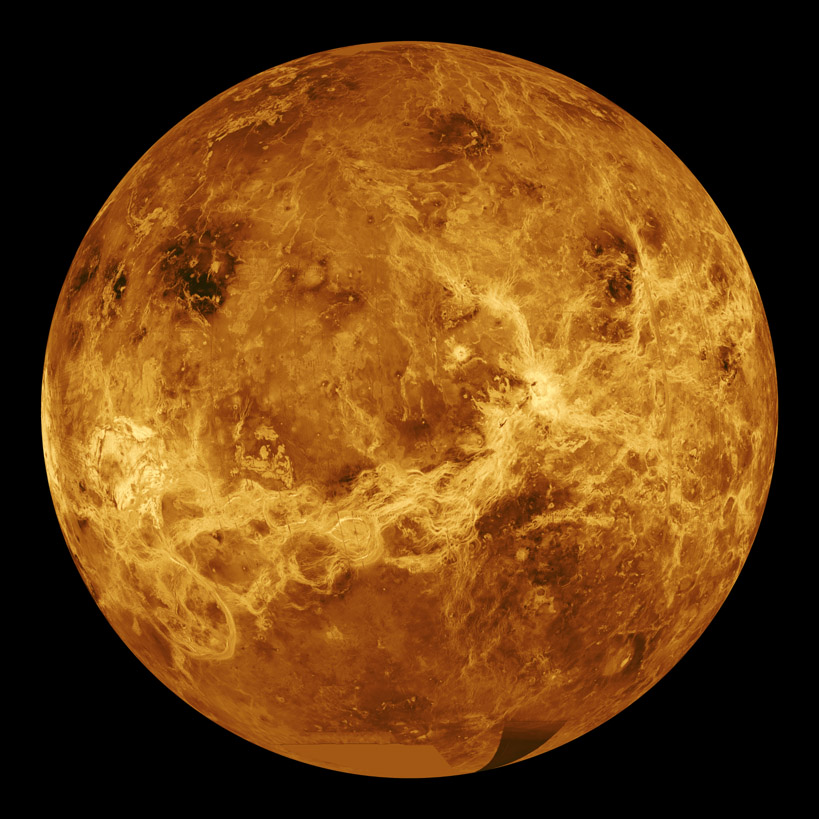 venus surface nasa - photo #20