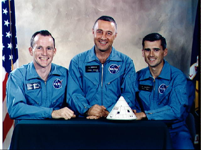 astronauts apollo 1 tragedy - photo #24