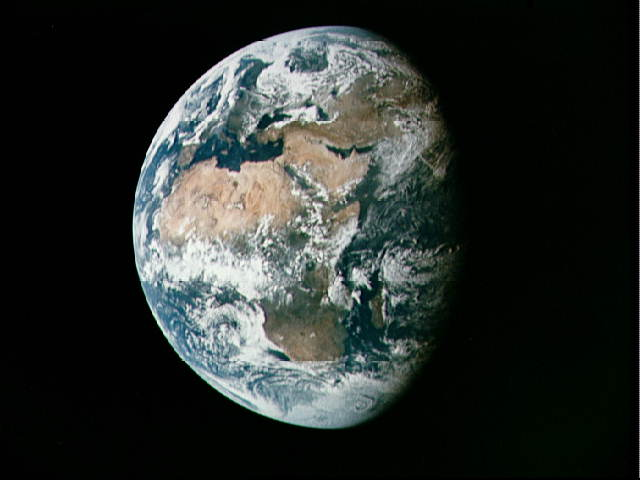 earth from moon apollo - photo #9