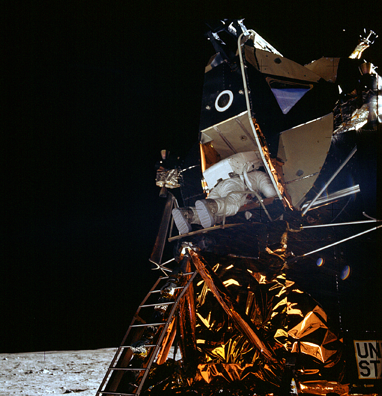 apollo 11 nasa moon - photo #45