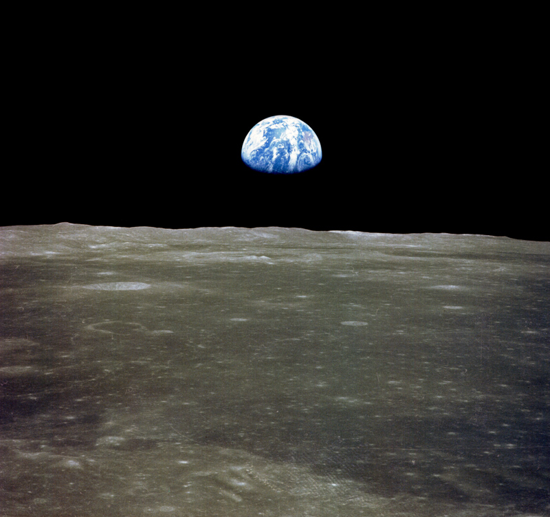 earth from the moon nasa - photo #9